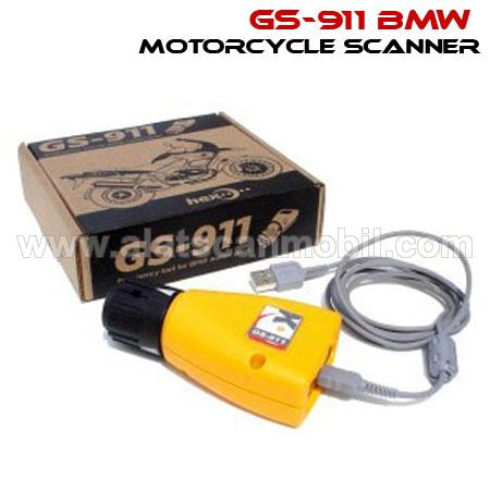 GS-911 BMW Motorcycle Scanner