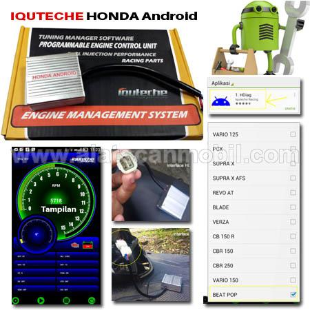 IQUTECHE HONDA Android